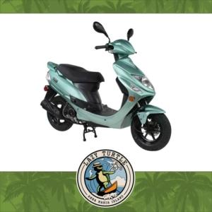 Motor Scooter Rentals Anna Maria
