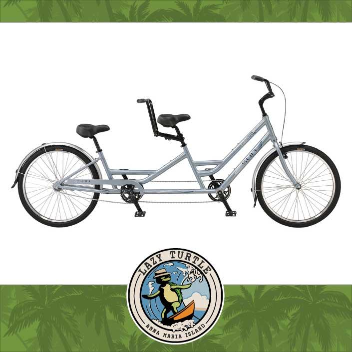 Tandem Bicycle Rental Anna Maria Island